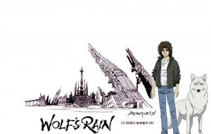 Wolf's Rain : une touche de poésie
