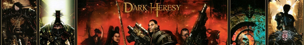 Dark Heresy jeux de rôle