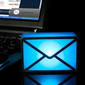 L'avertisseur de mail USB
