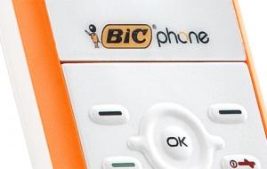 Le Bic Phone en Belgique