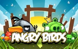 Angry Birds sur android mais pas en Belgique …