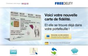[HighTech] Marre de perdre vos cartes de fidélité ? Freedelity arrive !