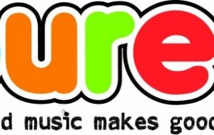 [Design] Pure Fm, le nouveau logo qui tâche.