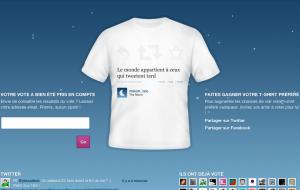[Web] Youuuhoo.com : Des tee-shirts pour les «socials addicts»