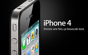 iPhone 4 : quand un geek casse sa tirelire !
