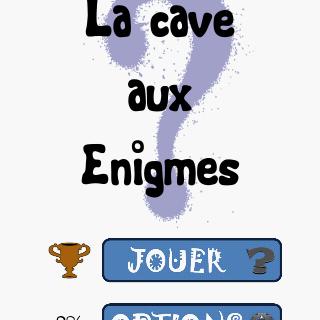 [Application] La cave aux énigmes …