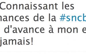 [Web] Failtime.be, vous n'aimez pas la #sncb ? Dites le sur Twitter !