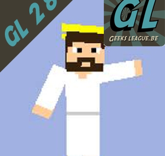 Geeksleague # 28 Minecraft pour les nuls et les barbus