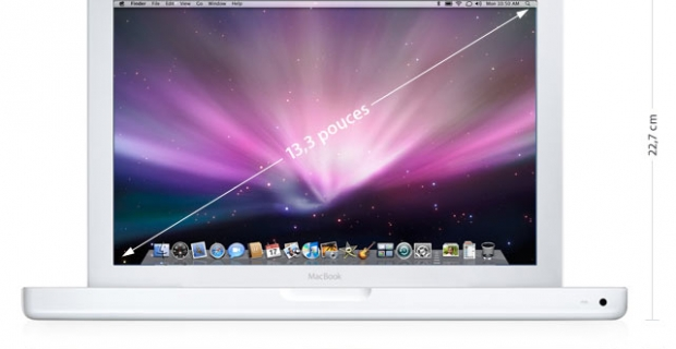 Adieu MacBook blanc