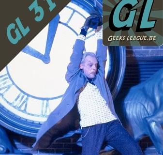 Geeksleague # 31 Les voyages dans le temps
