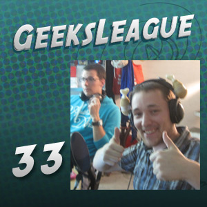 Geeksleague #33, Geeksleague chez le Captain Web avec Podradio