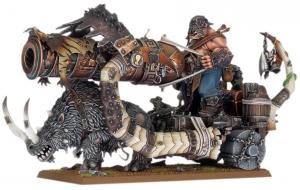 Warhammer, le royaume des ogres de retour