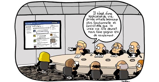 Utiliser internet au travail favoriserait la productivité