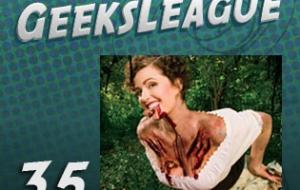 Geeksleague #35 Les Zombies ont mangé Pastaga