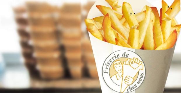 La semaine de la frite en Belgique