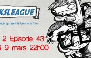 Ce soir Podcast Geeksleague, le retour !