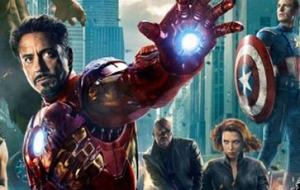 The avengers cinéma