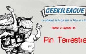 Geeksleague S2 45 Pin Terrestre