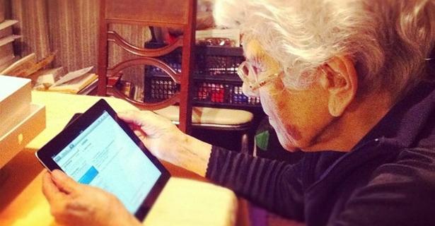 Les personnes âgées, dépassées par les améliorations technologiques ?