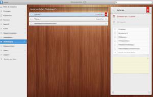 Wunderlist 2 – Un gestionnaire de tâches gratuit multiplateforme