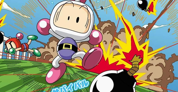 Bomberman est gratuit, multijoueur et en ligne