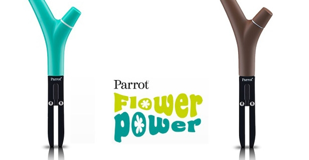 [Eco-Geek] Parrot Flower Power