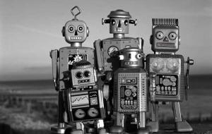 La robotique, du rêve à la réalité…