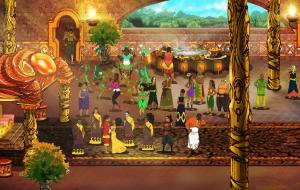 Aurion : futur Afr-RPG