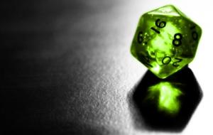 Générateur de dés de jeu de rôle virtuel