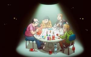 Podcast Geeksleague 70 : La guilde des fines lames