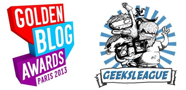 Golden Blog Award : Votez pour nous ! Elisez-nous !