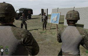 Virtual Battlespace 2 Virtual Training Kit