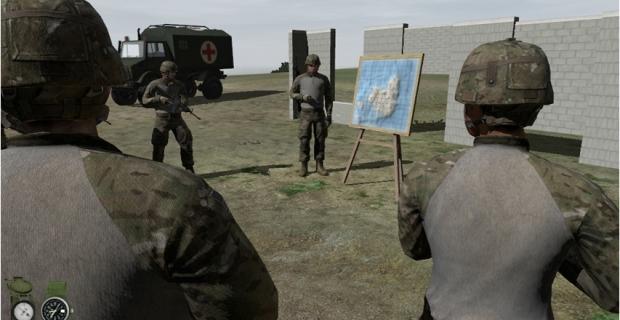 Virtual Battlespace 2 Virtual Training Kit