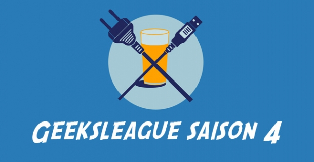 Geeksleague saison 4, le patch note