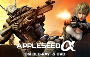 Concours gagne 2 Dvd de Appleseed Alpha