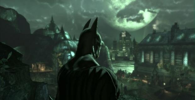 Test de Batman: Arkham Asylum
