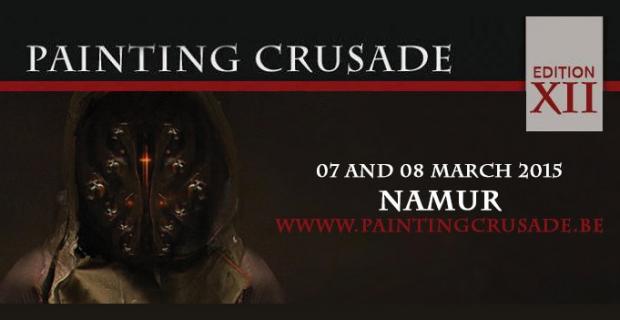 Geeksleague 96 en direct du Painting Crusade toute la journée du samedi