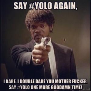 Yolo une source de meme énorme sur le net.