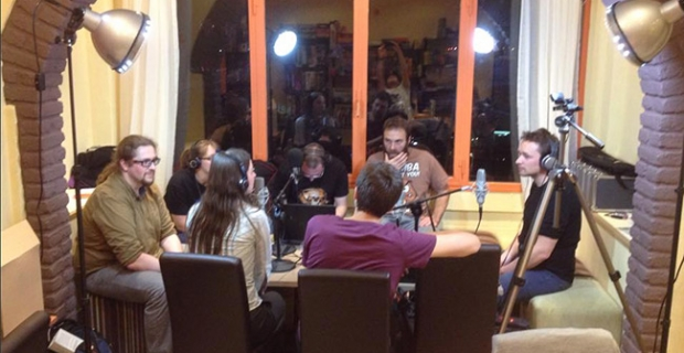 Geeksleague 104, en direct du café aux 3D