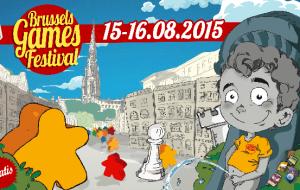 Brussels Game Festival 2015 et MFZ (Mobile frame zero)