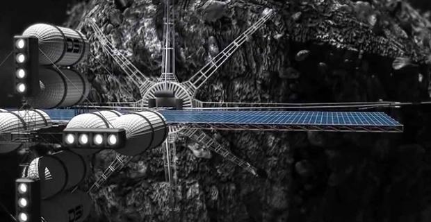 Space Mining : Quand le Luxembourg part miner les Astéroïdes