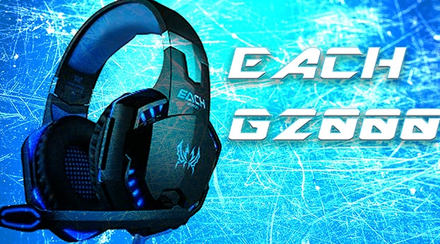 [concours] Listen & speak-Le casque de gamer EACH G2000