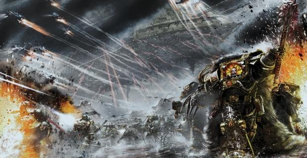 Découvrir et lire dans l'ordre chronologique les livres Warhammer 40.000