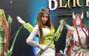Les jeux mobiles et les tournois LIVE de jeu de console – Taipei Game Show 2017 avec 430K visites