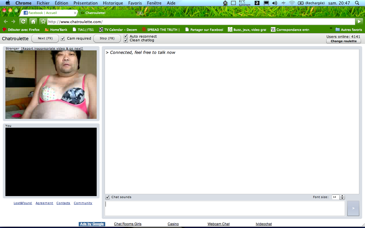 fitte live chat roulette