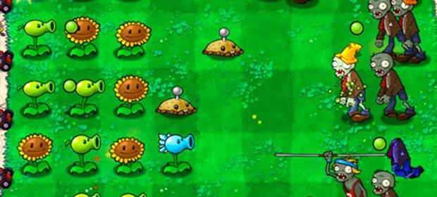 Plants Vs. Zombie sur Xbox360 bientôt …