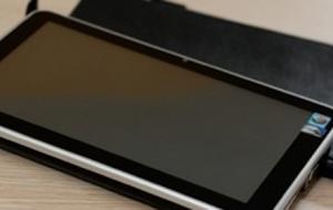 Le Dune tablette tactile 100% Belge
