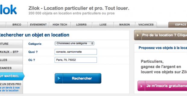 [Site] Location d'objet en Belgique