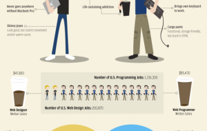 Web-designers Vs Web-Developers