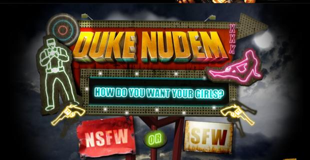 [Nsfw] Duke Nudem